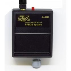 Badge System